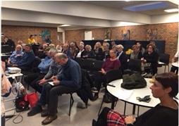 Mandag den 1. oktober holdt Frivilligcenter Kerteminde Kommune et fundraising kursus  for vores foreninger.